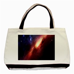 Digital Space Universe Basic Tote Bag (two Sides)