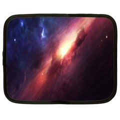 Digital Space Universe Netbook Case (large)