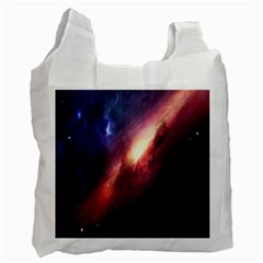 Digital Space Universe Recycle Bag (two Side)
