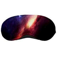 Digital Space Universe Sleeping Masks