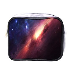 Digital Space Universe Mini Toiletries Bags