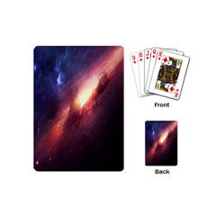 Digital Space Universe Playing Cards (mini)
