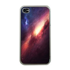 Digital Space Universe Apple Iphone 4 Case (clear)