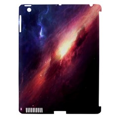 Digital Space Universe Apple Ipad 3/4 Hardshell Case (compatible With Smart Cover)