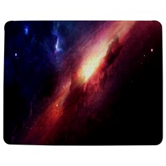 Digital Space Universe Jigsaw Puzzle Photo Stand (rectangular)