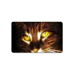 Cat Face Magnet (name Card)
