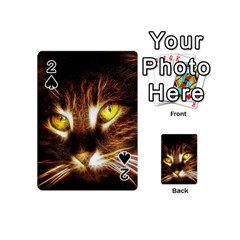 Cat Face Playing Cards 54 (mini)