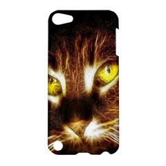 Cat Face Apple Ipod Touch 5 Hardshell Case