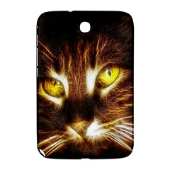 Cat Face Samsung Galaxy Note 8 0 N5100 Hardshell Case
