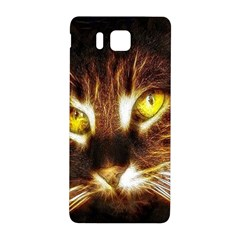 Cat Face Samsung Galaxy Alpha Hardshell Back Case