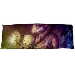 Cartoons Video Games Multicolor Body Pillow Case Dakimakura (two Sides)