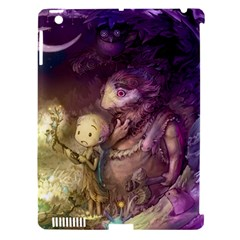 Cartoons Video Games Multicolor Apple Ipad 3/4 Hardshell Case (compatible With Smart Cover)