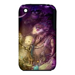 Cartoons Video Games Multicolor Iphone 3s/3gs