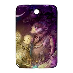 Cartoons Video Games Multicolor Samsung Galaxy Note 8 0 N5100 Hardshell Case