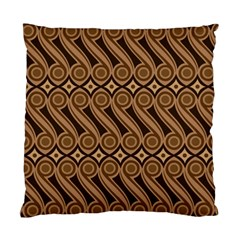 Batik The Traditional Fabric Standard Cushion Case (one Side)