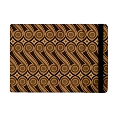 Batik The Traditional Fabric Apple Ipad Mini Flip Case