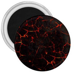 Volcanic Textures 3  Magnets