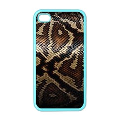 Snake Skin Olay Apple Iphone 4 Case (color)