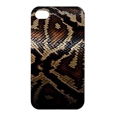 Snake Skin Olay Apple Iphone 4/4s Hardshell Case
