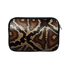 Snake Skin Olay Apple Ipad Mini Zipper Cases
