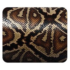 Snake Skin Olay Double Sided Flano Blanket (small)