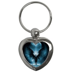 Rising Angel Fantasy Key Chains (heart)
