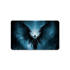 Rising Angel Fantasy Magnet (name Card)