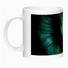 Rising Angel Fantasy Night Luminous Mugs