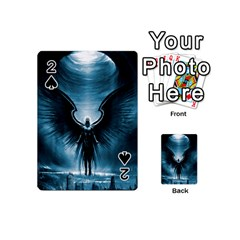 Rising Angel Fantasy Playing Cards 54 (mini)