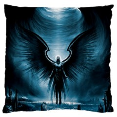 Rising Angel Fantasy Large Cushion Case (one Side)