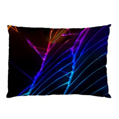 Cracked Out Broken Glass Pillow Case (two Sides)
