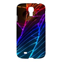 Cracked Out Broken Glass Samsung Galaxy S4 I9500/i9505 Hardshell Case