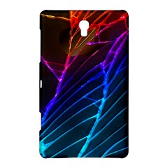 Cracked Out Broken Glass Samsung Galaxy Tab S (8 4 ) Hardshell Case