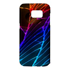 Cracked Out Broken Glass Samsung Galaxy S7 Edge Hardshell Case