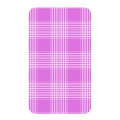 Seamless Tartan Pattern Memory Card Reader