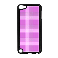 Seamless Tartan Pattern Apple Ipod Touch 5 Case (black)