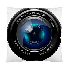 Camera Lens Prime Photography Standard Cushion Case (two Sides)