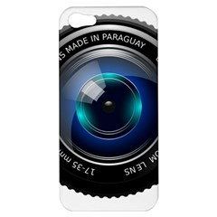 Camera Lens Prime Photography Apple Iphone 5 Hardshell Case