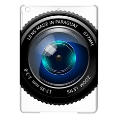 Camera Lens Prime Photography Ipad Air Hardshell Cases