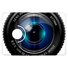 Camera Lens Prime Photography Kindle Fire Hdx Flip 360 Case