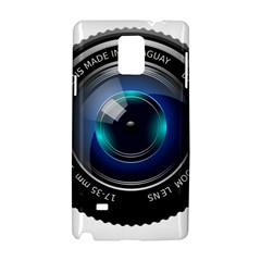 Camera Lens Prime Photography Samsung Galaxy Note 4 Hardshell Case