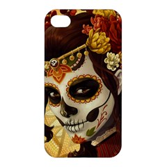Fantasy Girl Art Apple Iphone 4/4s Premium Hardshell Case