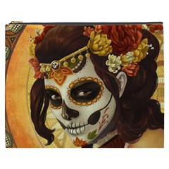 Fantasy Girl Art Cosmetic Bag (xxxl)