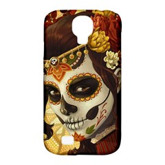 Fantasy Girl Art Samsung Galaxy S4 Classic Hardshell Case (pc+silicone)