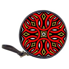 Traditional Art Pattern Classic 20 Cd Wallets