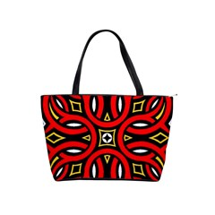 Traditional Art Pattern Shoulder Handbags