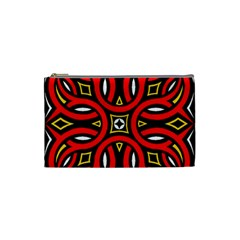 Traditional Art Pattern Cosmetic Bag (small)
