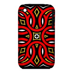 Traditional Art Pattern Iphone 3s/3gs