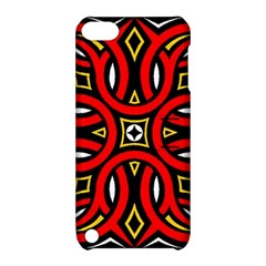 Traditional Art Pattern Apple Ipod Touch 5 Hardshell Case With Stand