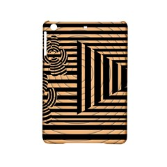 Wooden Pause Play Paws Abstract Oparton Line Roulette Spin Ipad Mini 2 Hardshell Cases